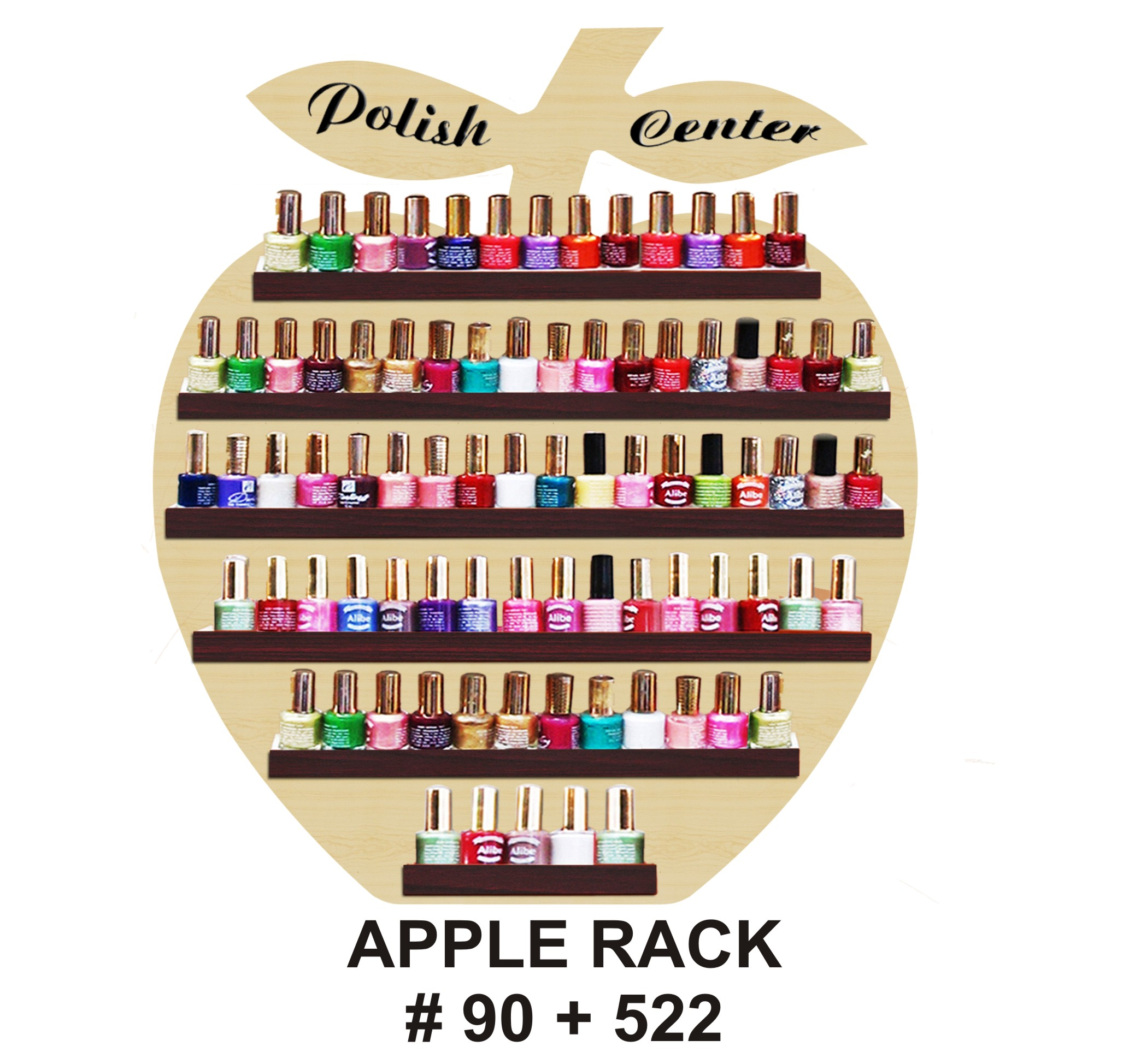 APPLE RACK # 90 + 522