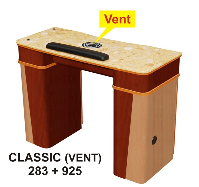 CLASSIC NAIL TABLE_283_925 Y with Vent
