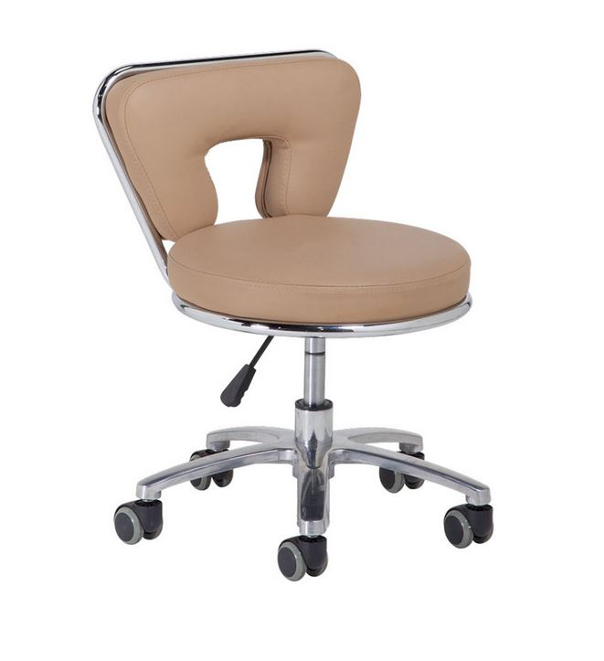 Tech Stool Ts001 Cappuccino Pedi Spas Furniture And