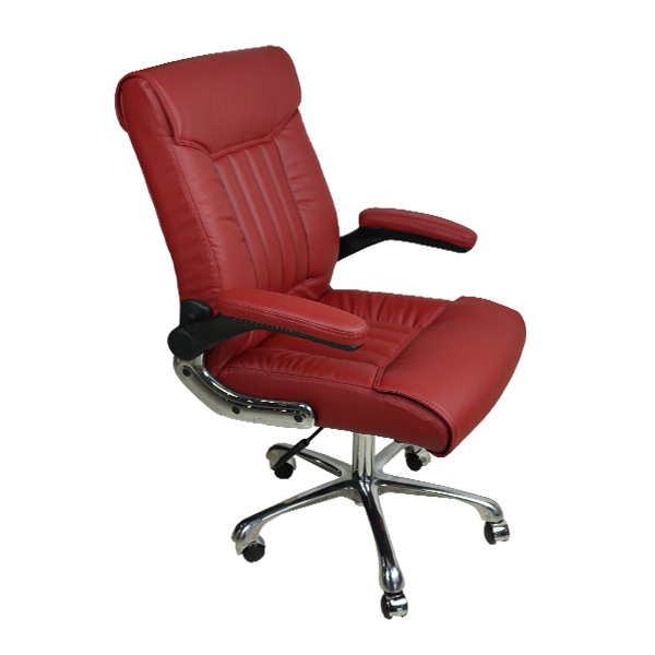 Guest Chair GC008 - Burgundy