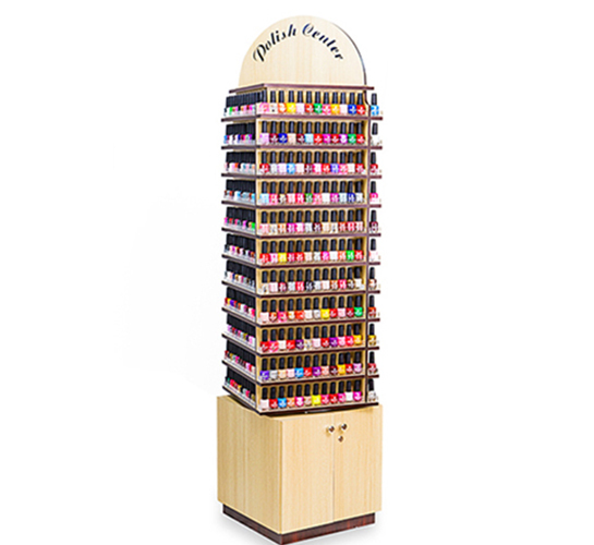 POLISH CENTER (TOWER -R) PL-411 (528 Bottles)