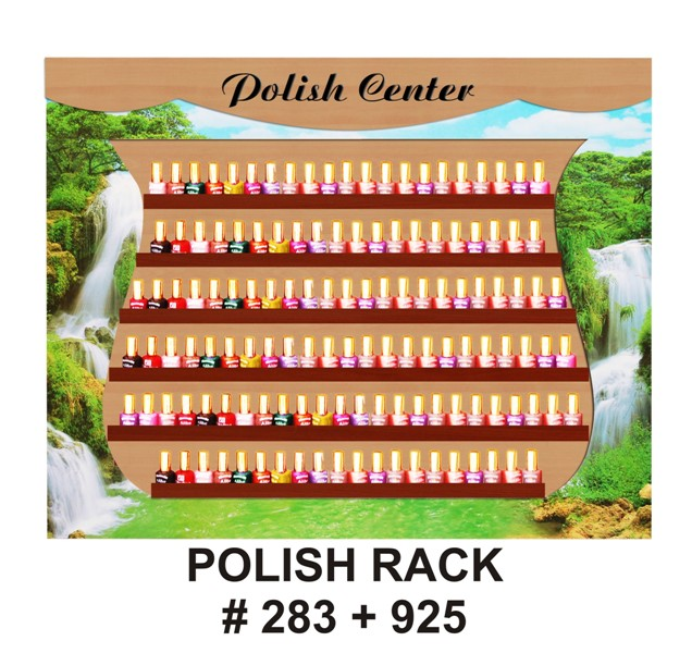 POLISH RACK WATER FALLS # 283 + 925