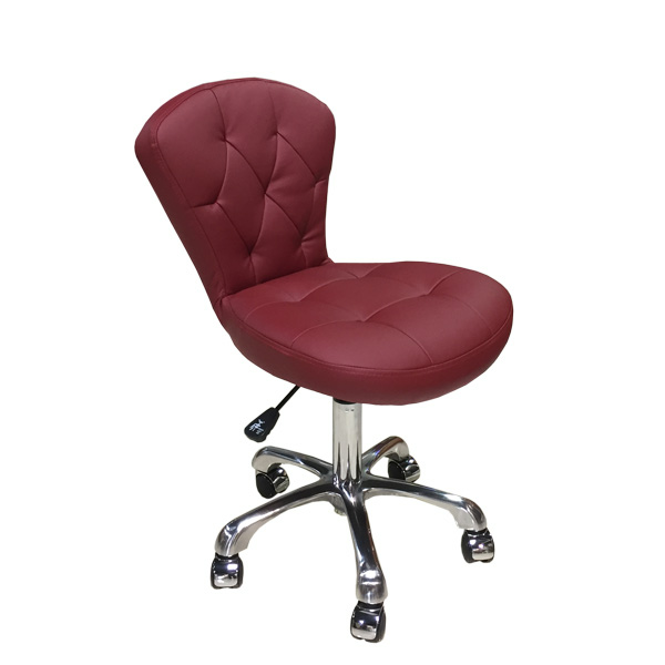 Tech Chair TC007 - Burgundy