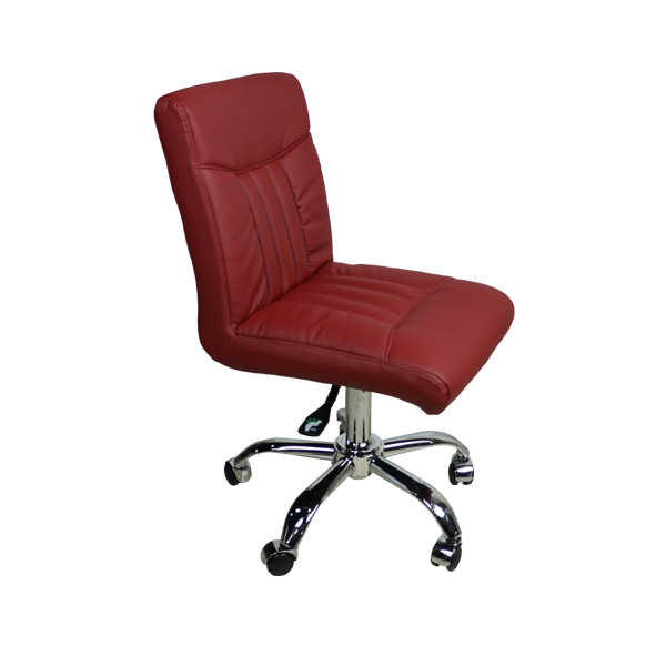 Tech Chair TC008 - Burgundy